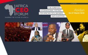 4e édition de l'Africa CEO Forum à Abidjan