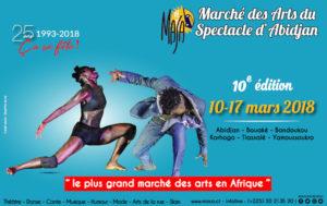 MASA 2018 ( Marché des Arts du Spectacles d'Abidjan) @ Abidjan